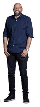 Murat Berme, CEO