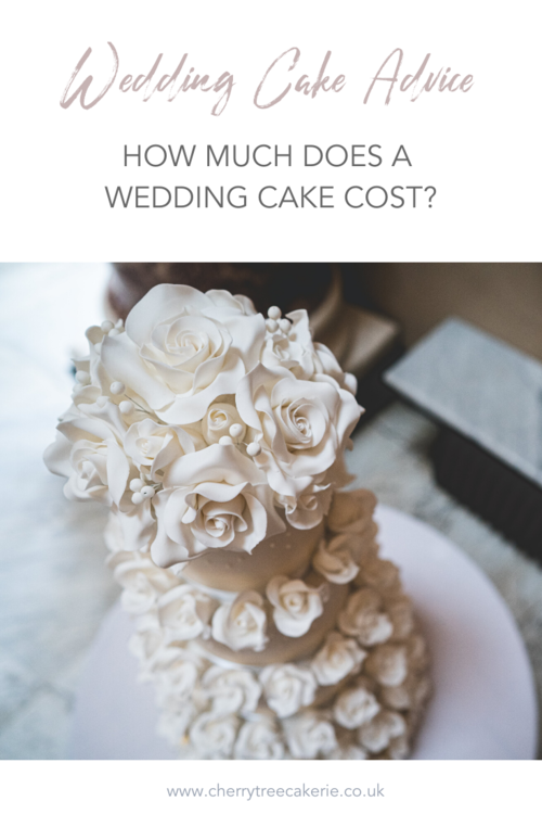 How Much Does A Wedding Cake Cost Cherry Tree Cakerie