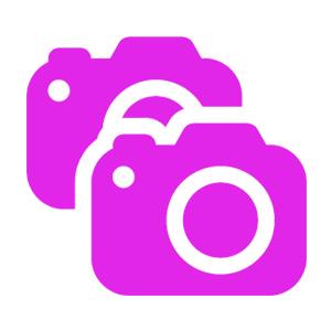 Multiple camera coverage