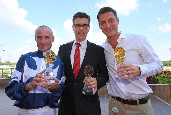Mr Steve Levar - Royalty Racing Stable 2018 Group 3 El Dorado Classic
