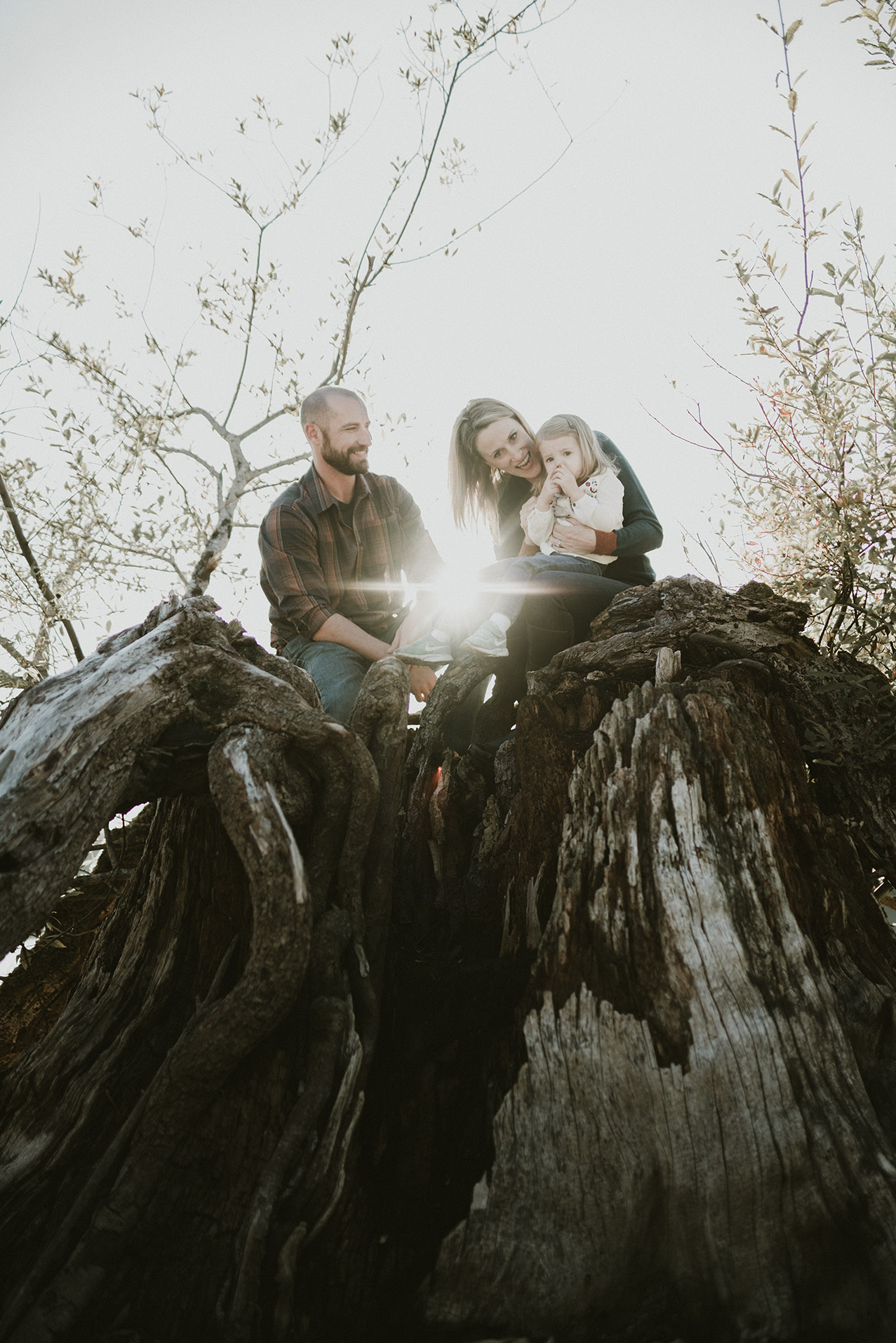 rattlesnake lake family session