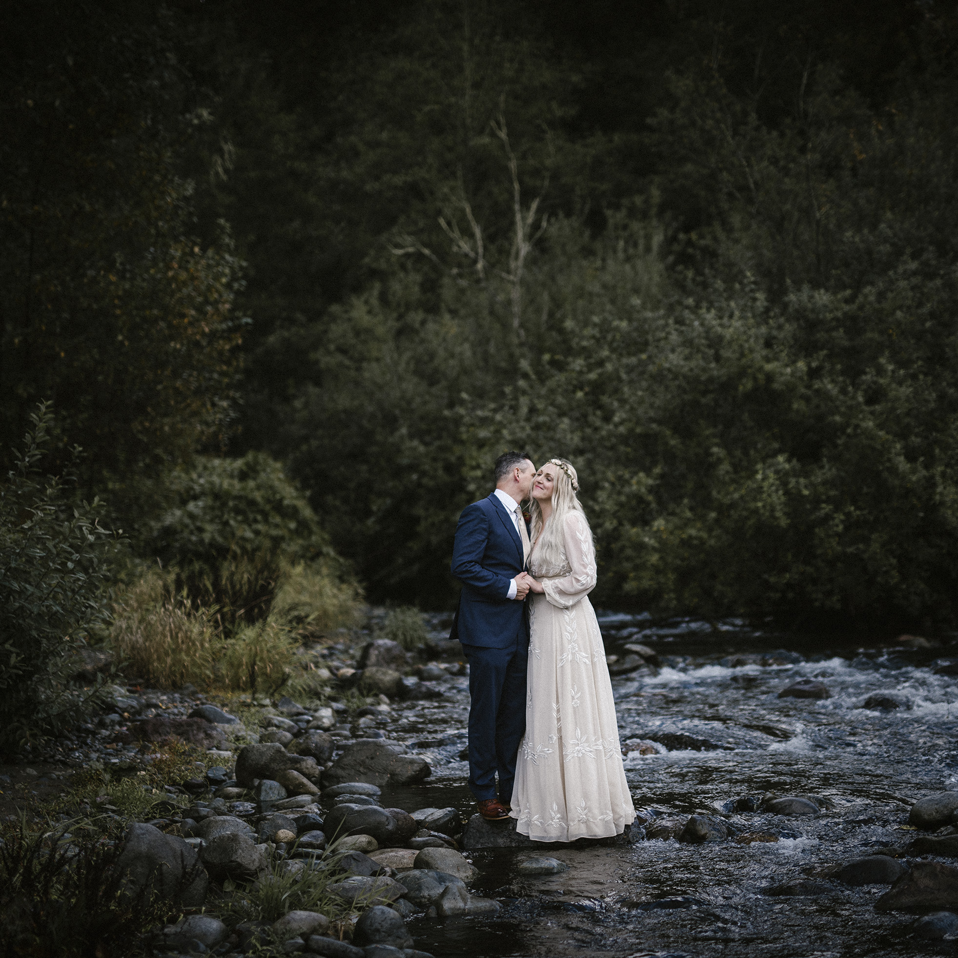 Snoqualmie wedding