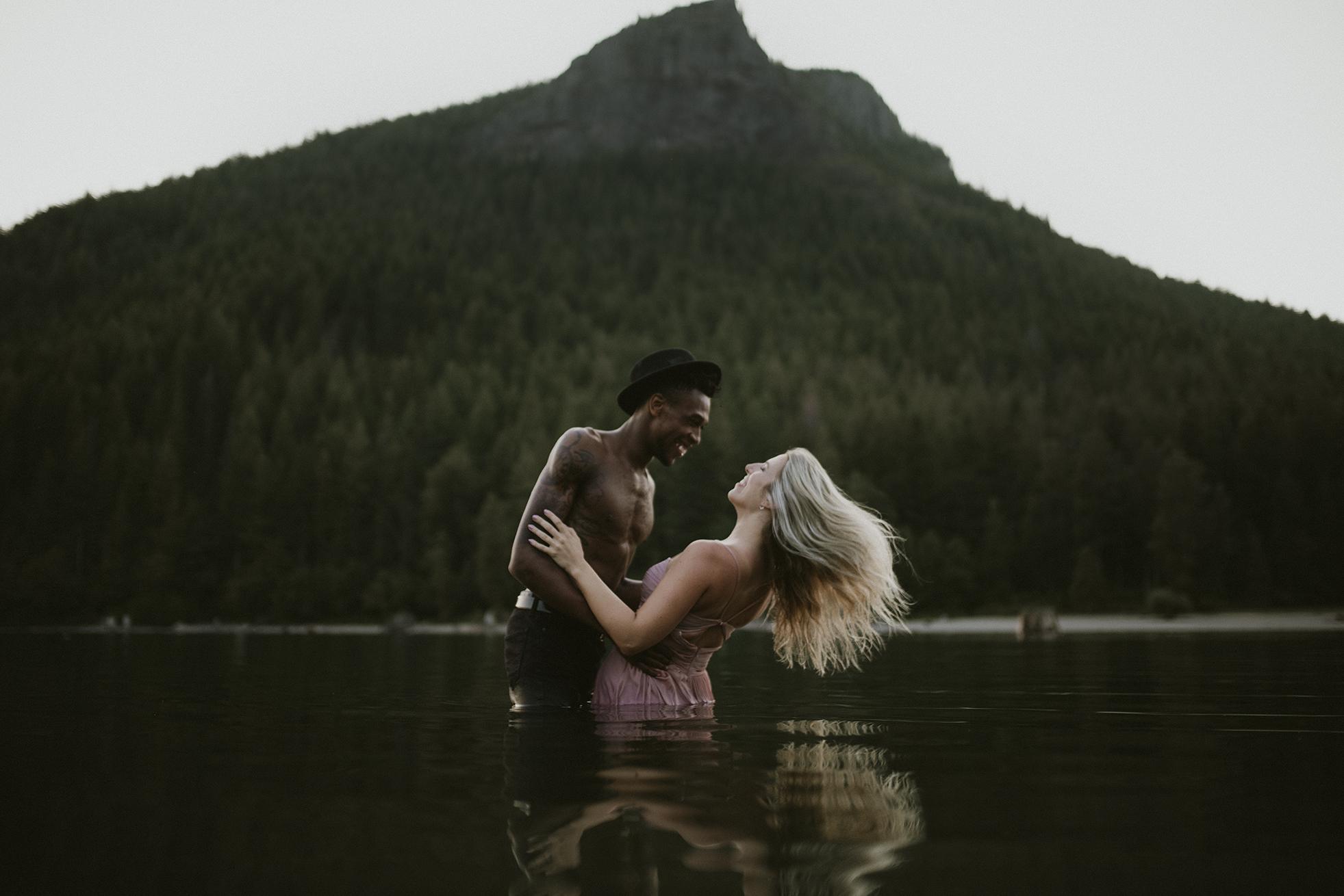 couples shoot seattle