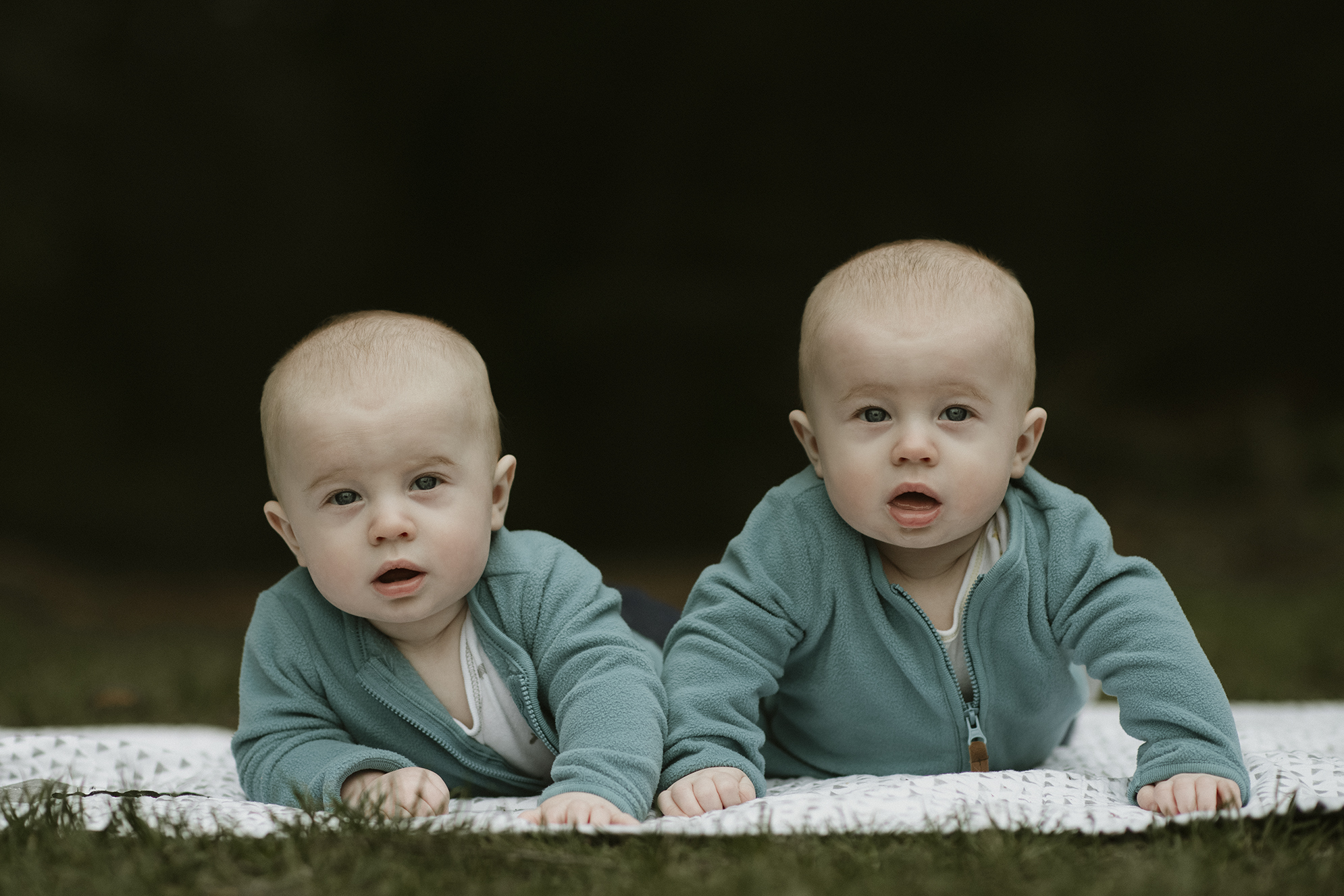 twins west seattle family photography