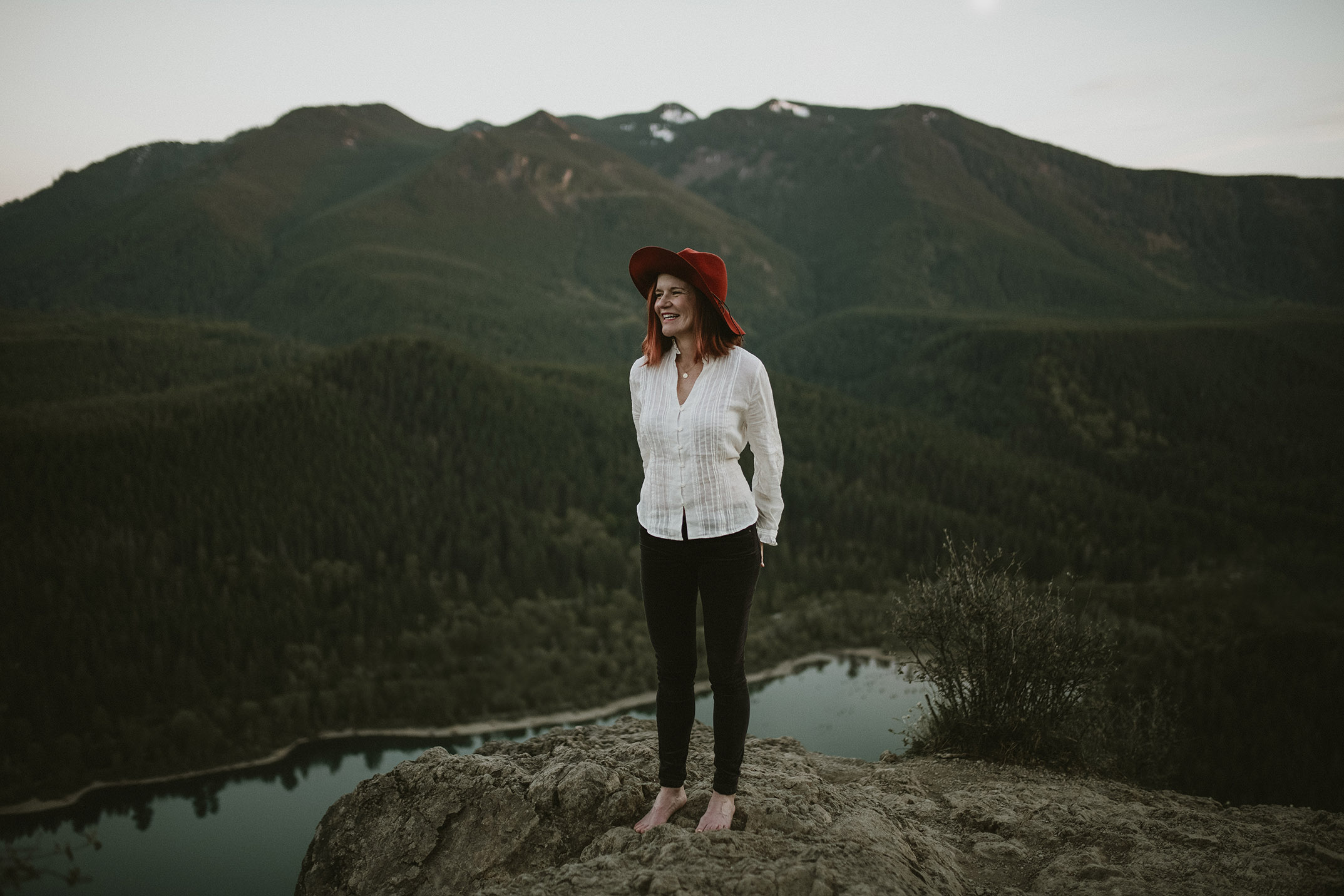 Rattlesnake Ledge Branding Session