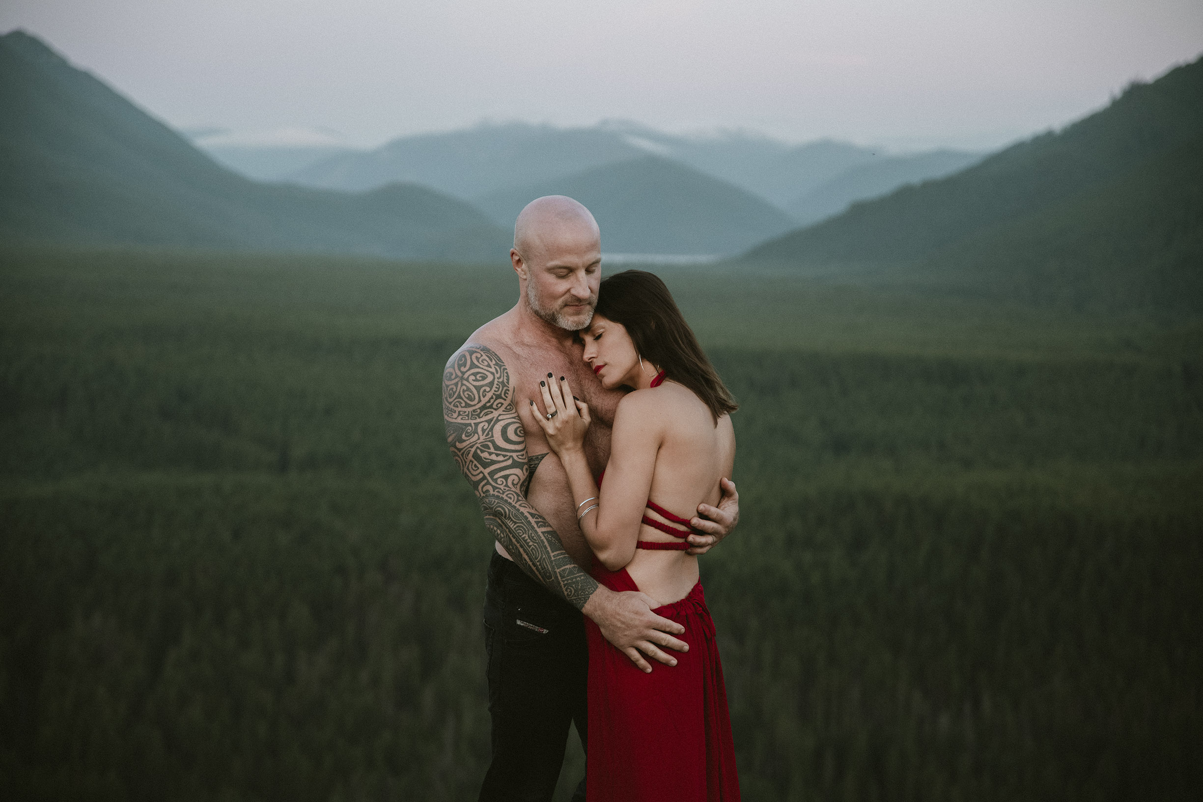 Rattlesnake Ledge Engagement Shoot
