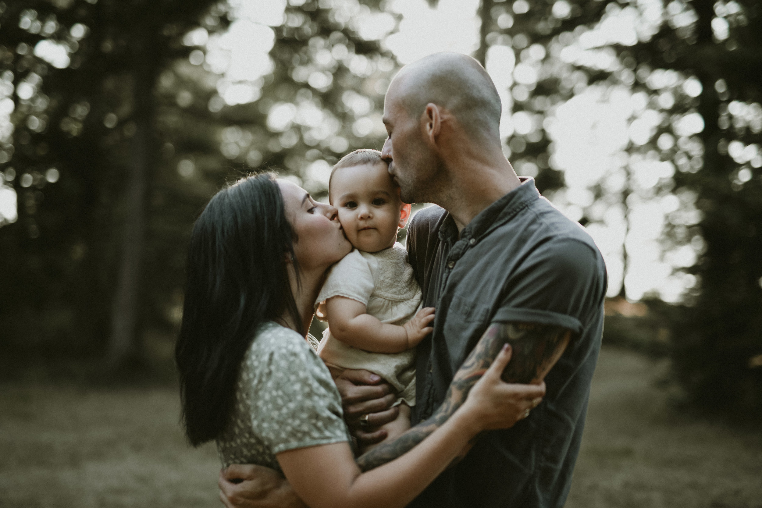 seattle family session