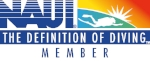 Click on the NAUI logo to visit the official site