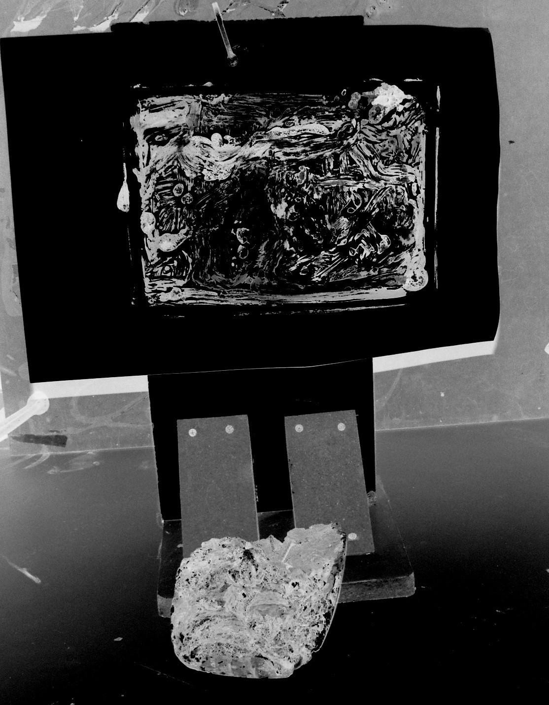 Geist 2,  2016, inkjet pigment print on matte paper, 8.5 x 11 IN.