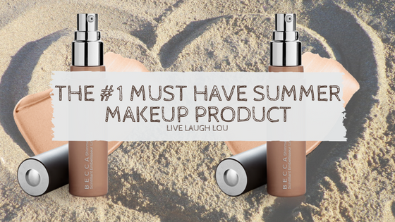 Must Have Summer Makeup Product banner