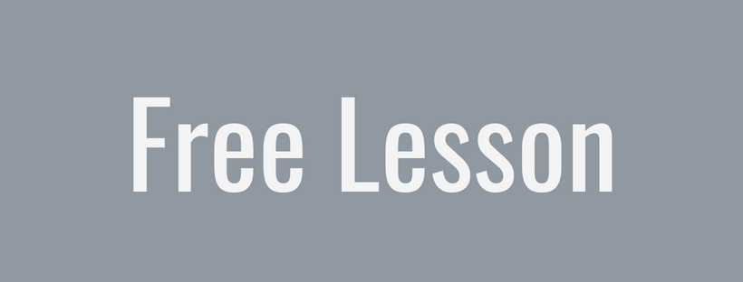 1 hr - FreeAccess to: Personalized lesson to diagnose your issues, and a customized plan on how to help you achieve your target score.Best for: Everyone. Whether you are just starting out or you need to fine-tune a few skills, we feel it's best that you meet with us to determine if our methods are best for you.