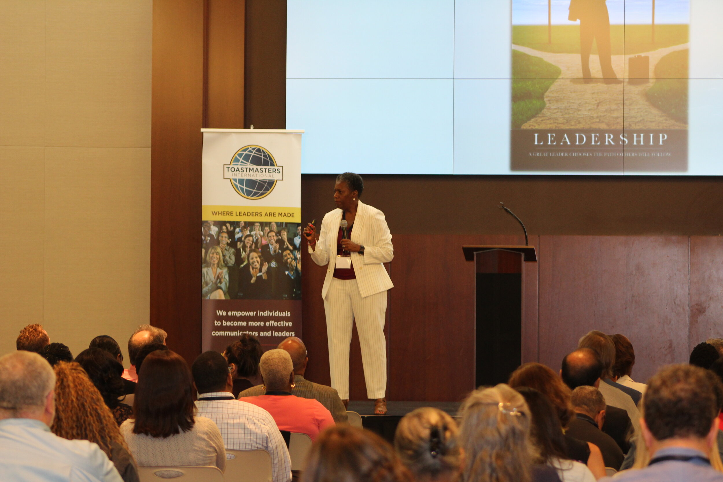 Interested in becoming a member of Speakers Roundtable Toastmasters? - Here's what you need to know