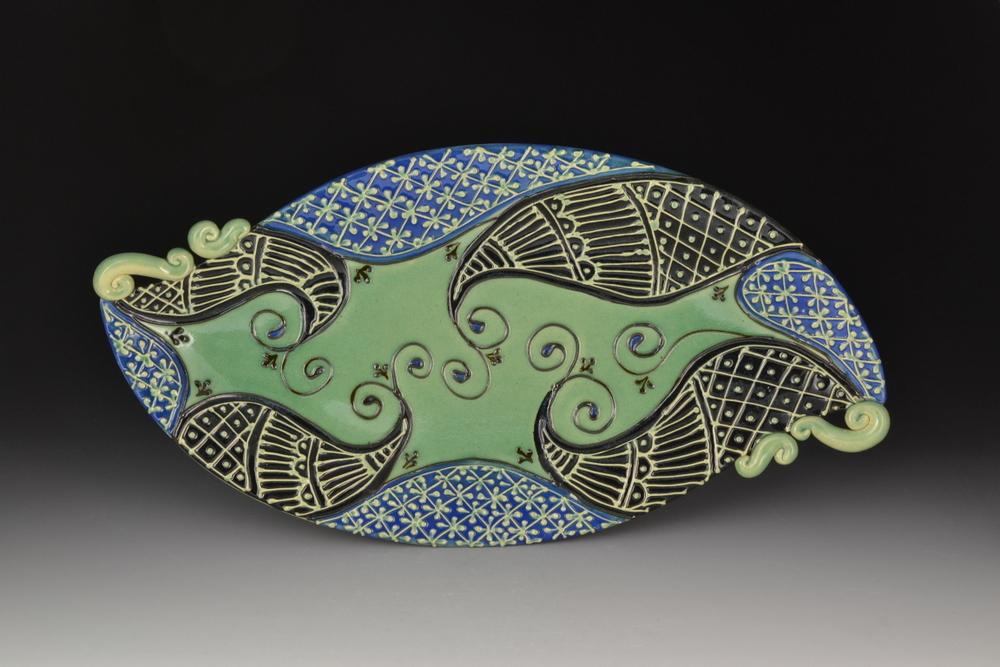 Handbuilt Platter.JPG