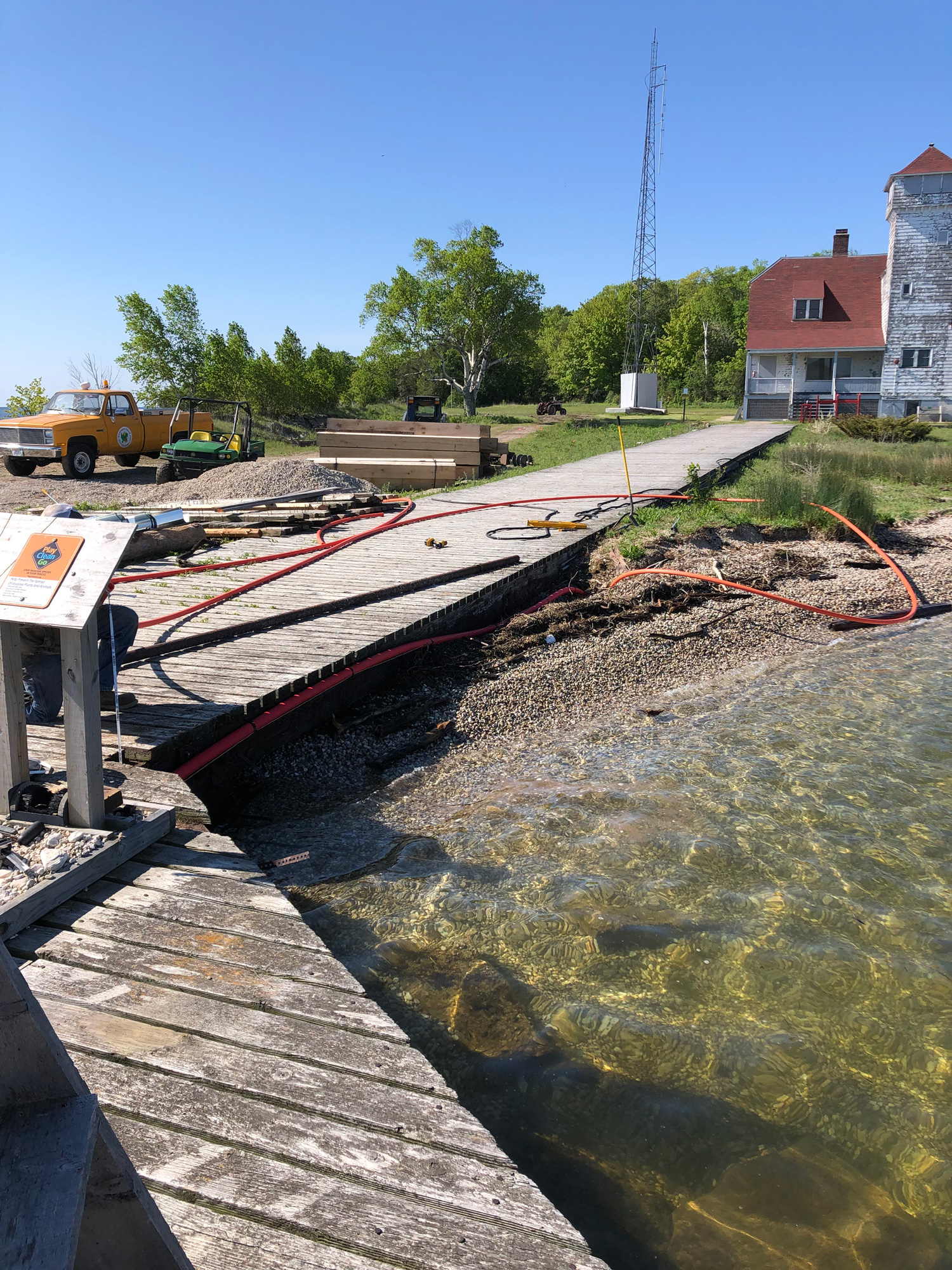 Power to Plum Boathouse