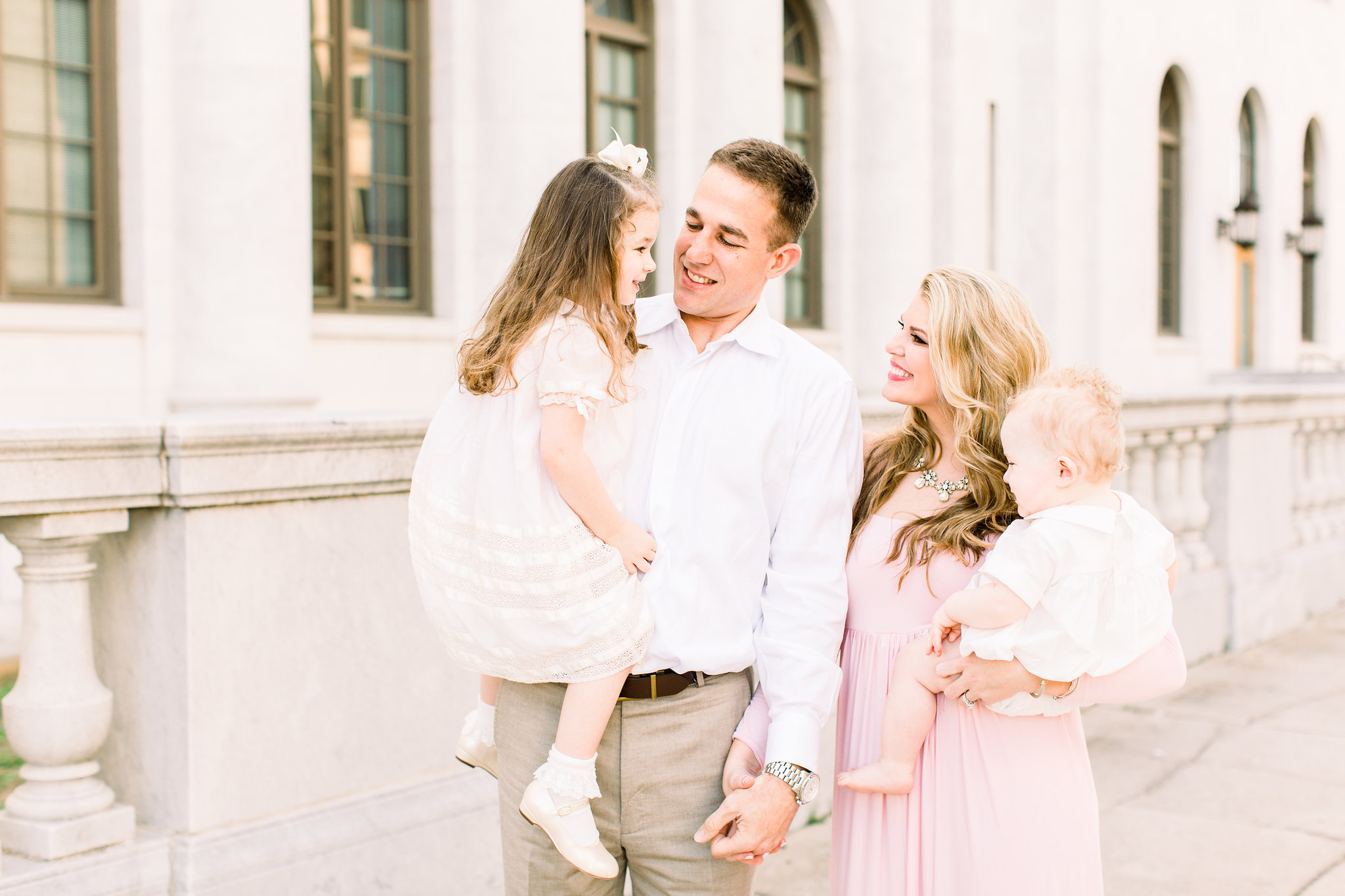 the REESE family -