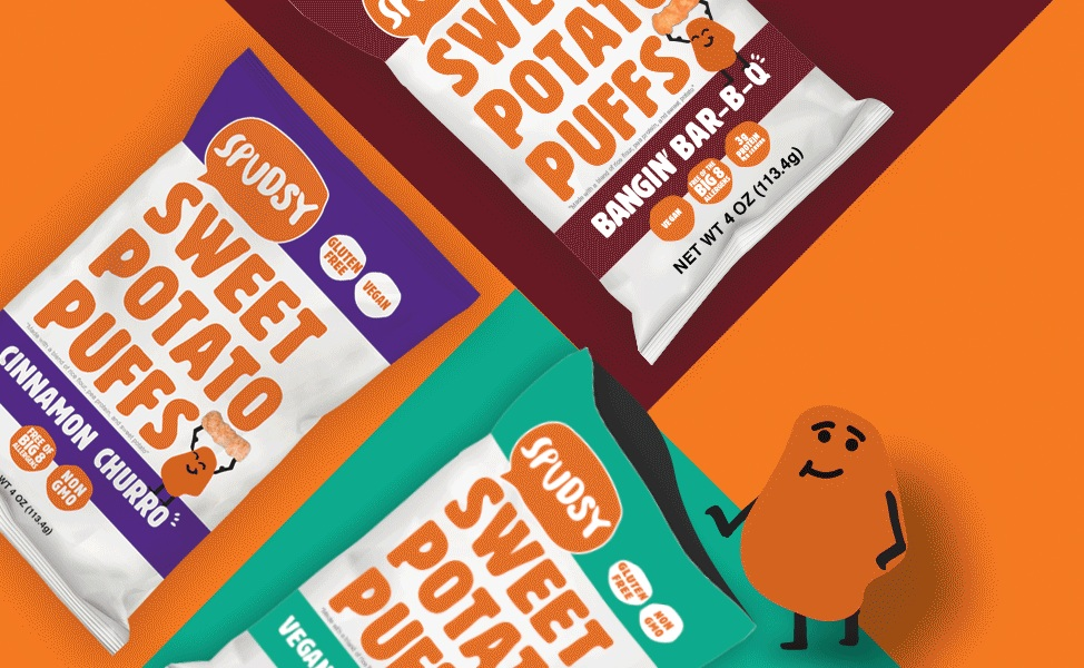 SPUDSY - Spudsy innovates good-for-you and good-for-the-world, super snacks that never compromise on taste, nutrition or sustainability.
