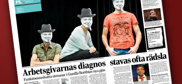 Dagens Industri › 31/3-2014 - Susanne Bark