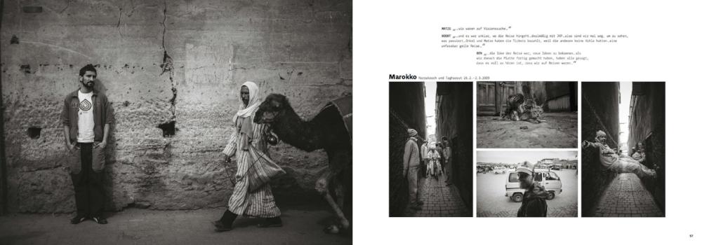Ohrbooten Marokkoreise 2009