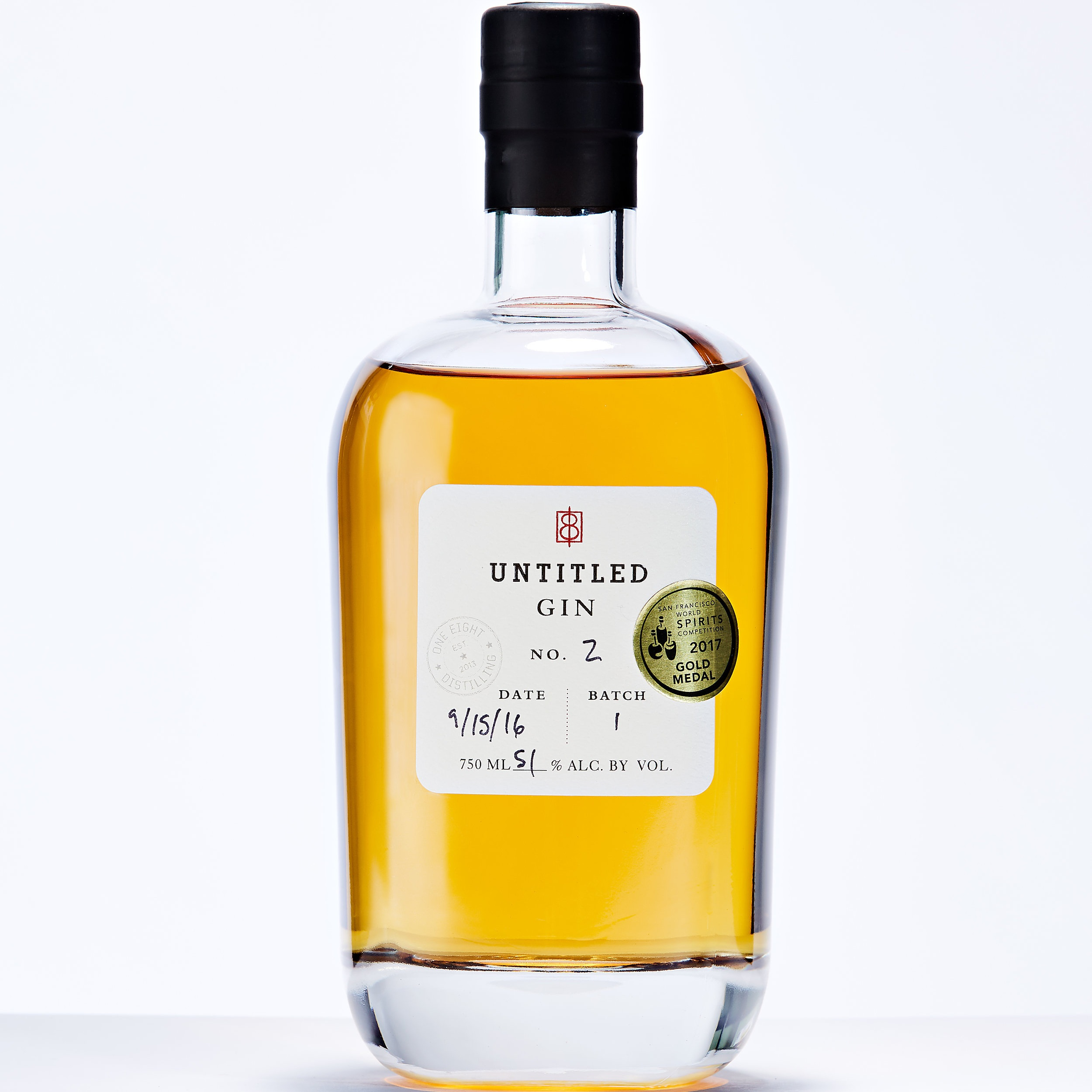 Untitled Gin Series - Untitled Gins are all distilled in house from eclectic combinations of botanicals and often have spent time undergoing barrel maturation. We have developed an extensive library of exotic aromatics over the years, and we delight in devising innovative new combinations for you to enjoy.