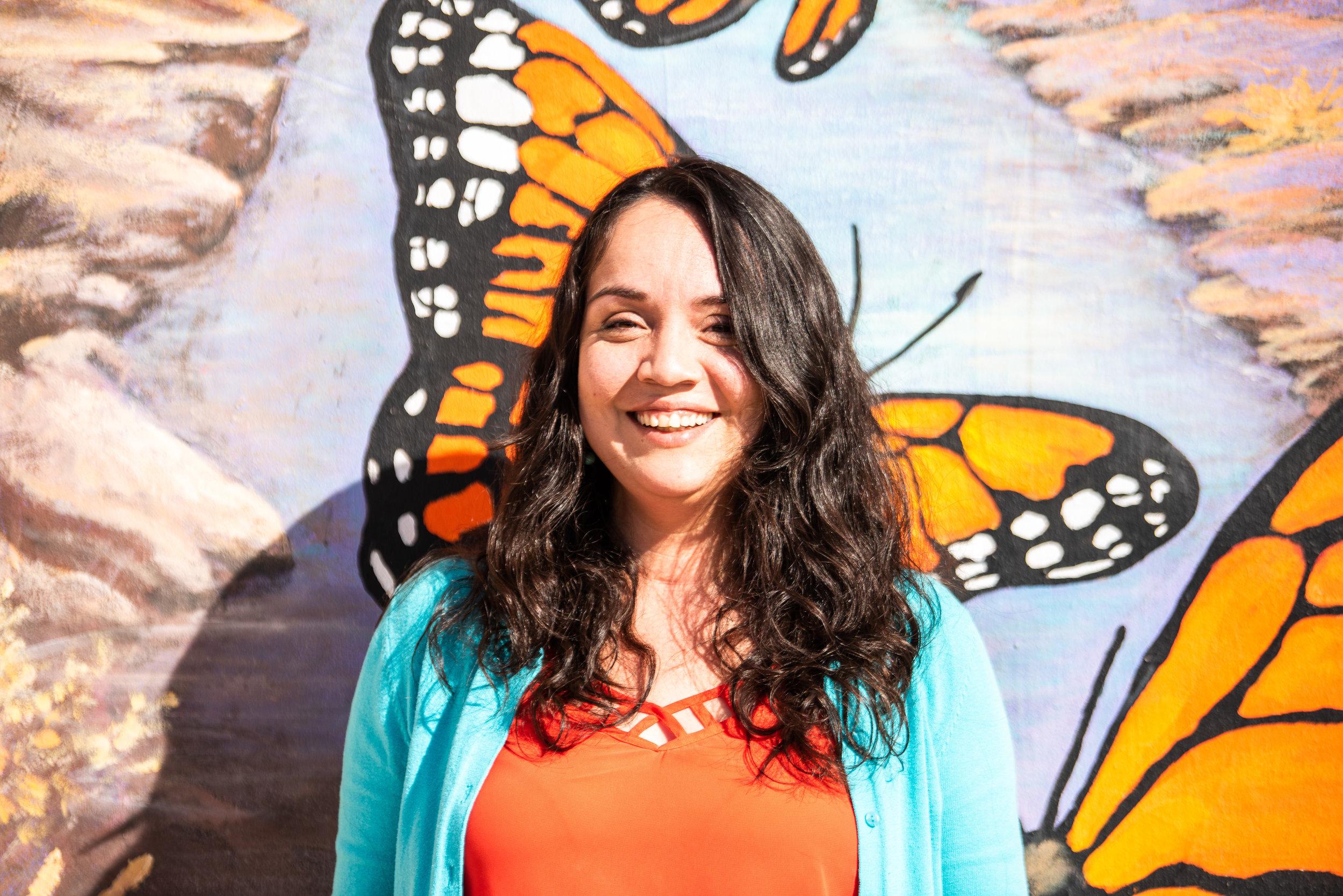 Christina Garcia   Accredited Representative  Director, Crime Victims Program