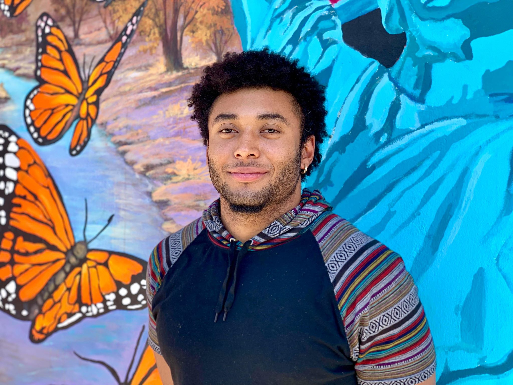 David Jackson   Paralegal  Detained Deportation Defense