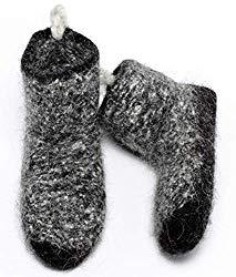 Sheep Wool Slipper Socks