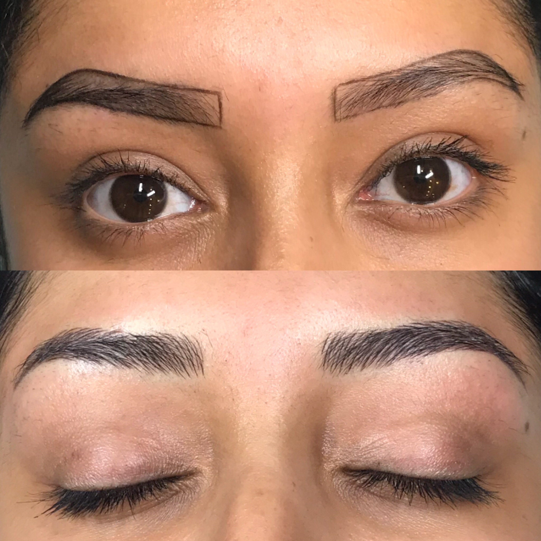 Semi Permanent Makeup Je Crois Brows