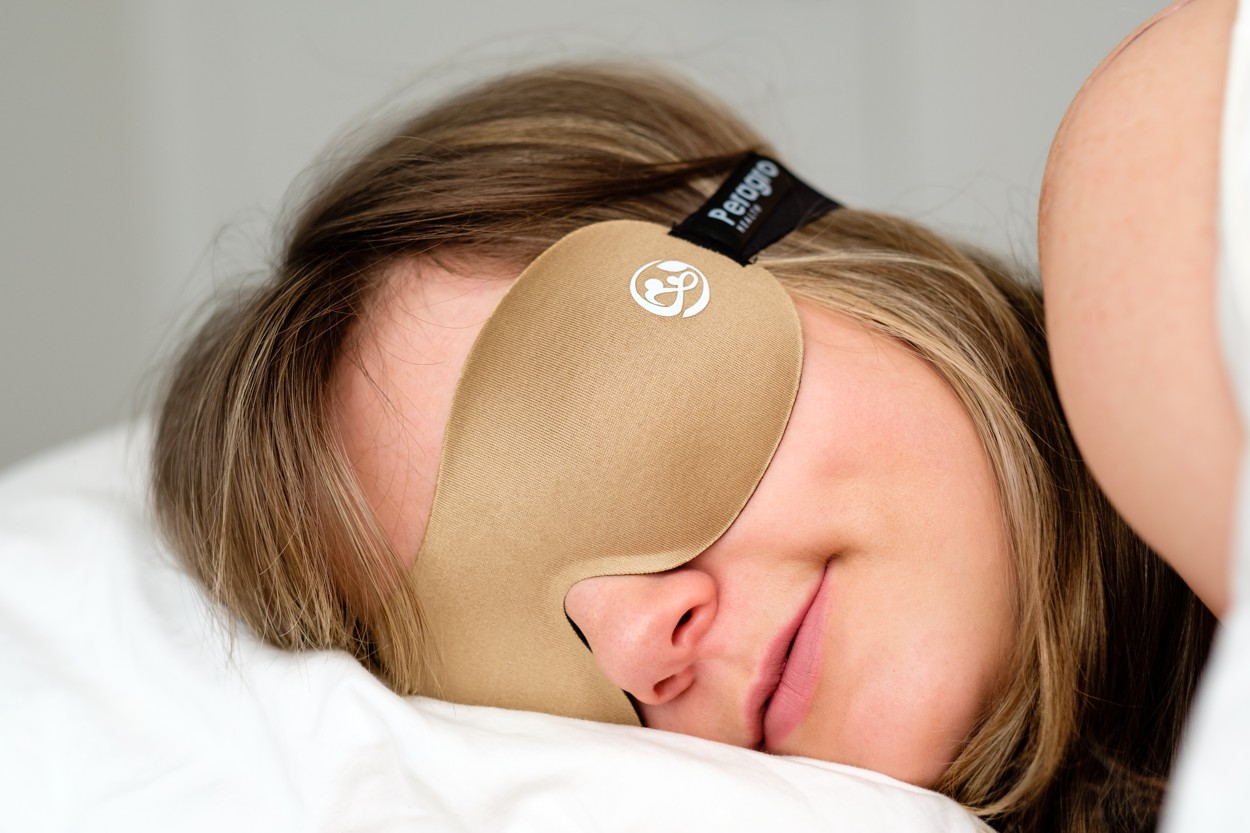 Sleeping Panda Sleep Mask