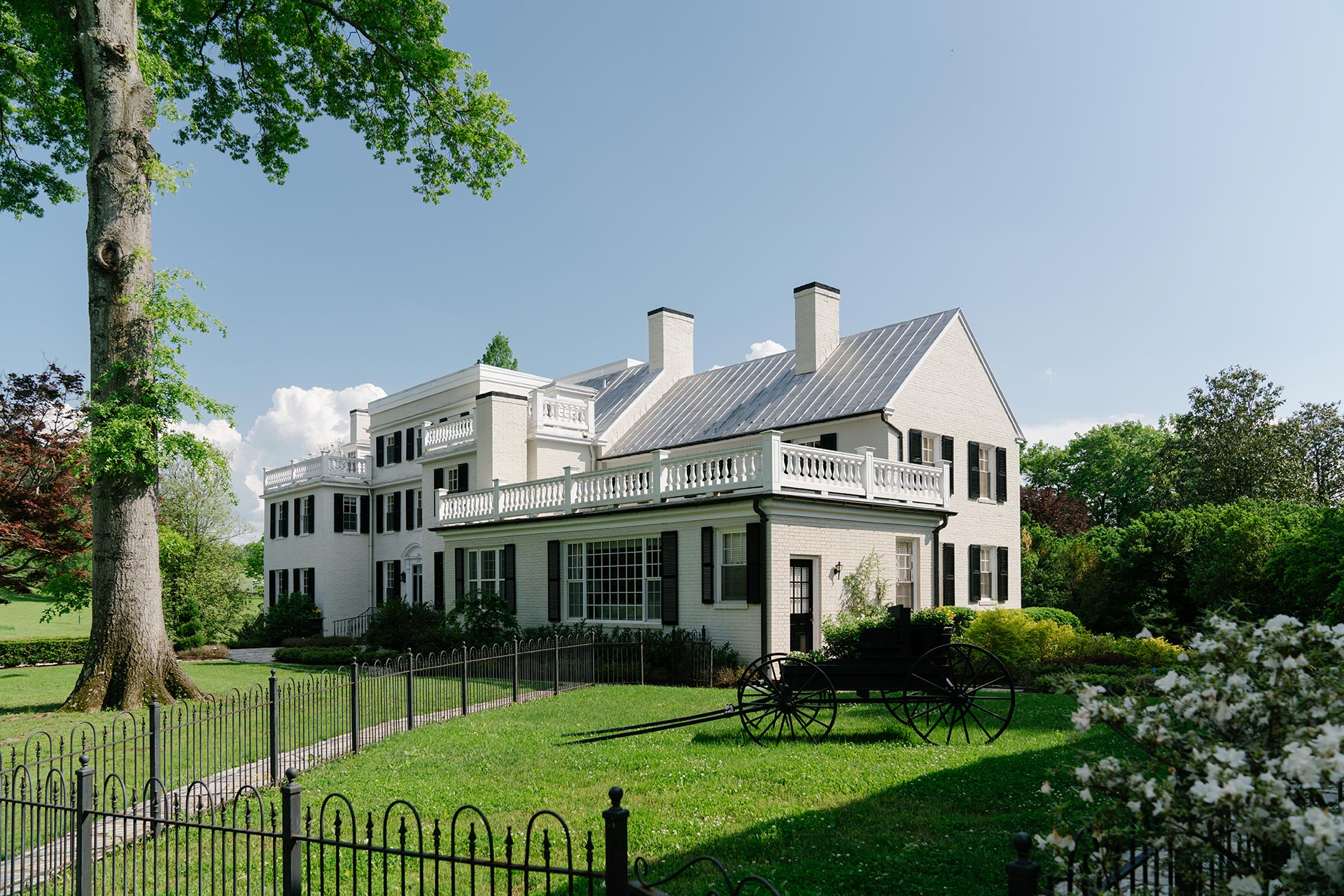 The Manor House -