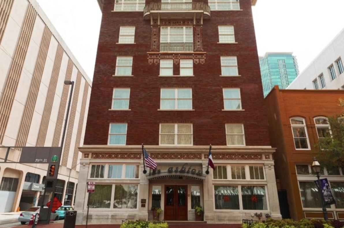 Photo Credit:  The Ashton Hotel Website