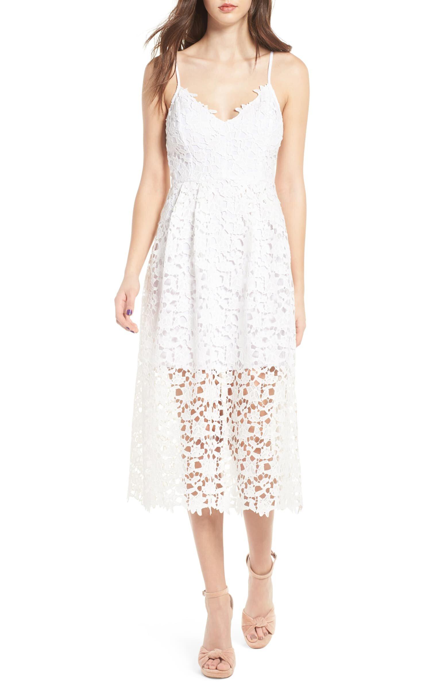 WESTWOOD WHITE HALF SLEEVE SHEATH DRESS.jpeg