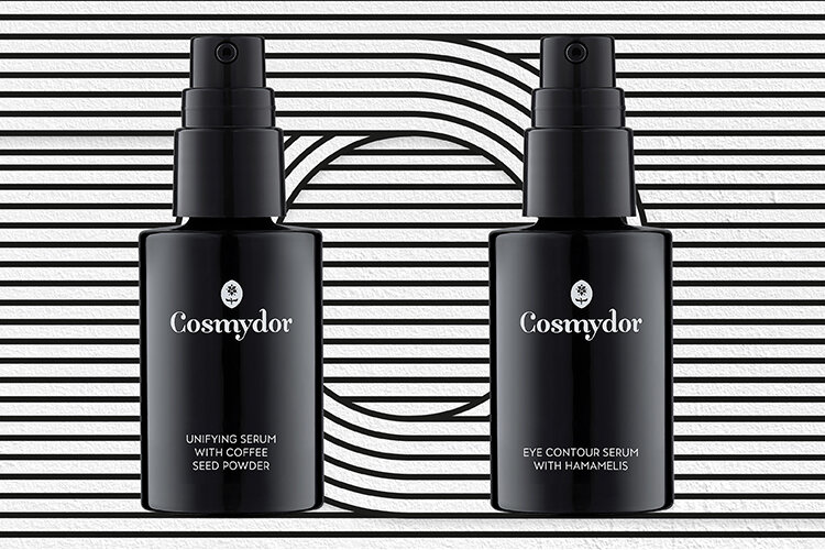 Cosmydor serums specific care organic skincare high concentration efficacy natural sustainable