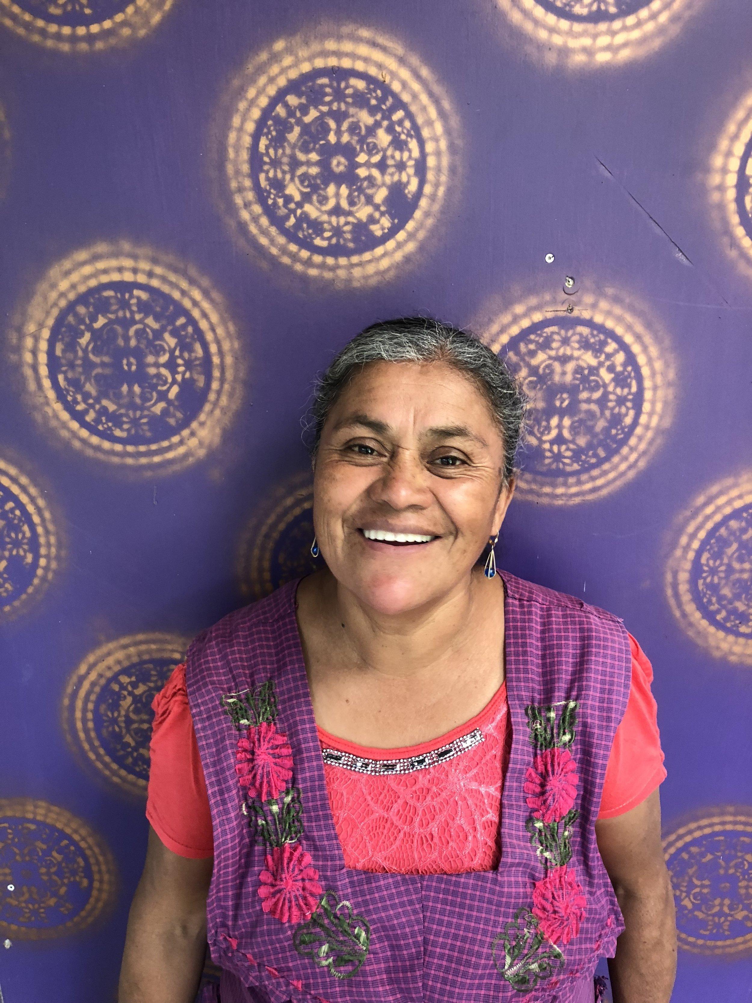 María López Díaz - Asistente Operativo / Mantenimiento   Guardiana del orden y los alimentos para el coffee break de cada taller, formación o diplomado ofrecido.