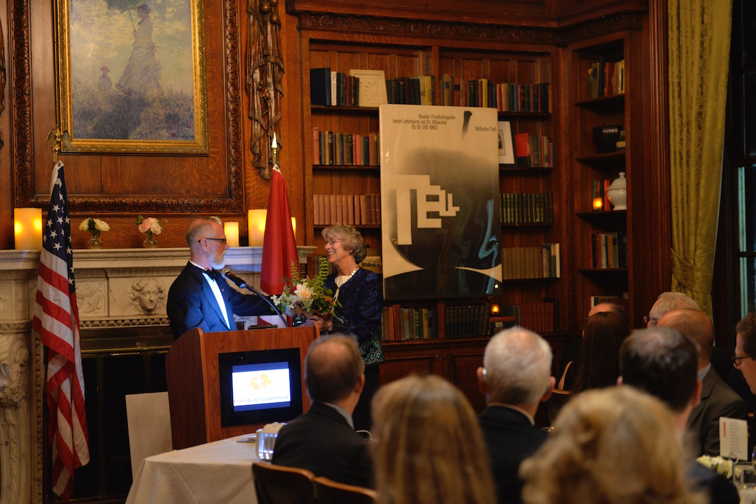 FOSI's 50th Stratton Prize Evening...