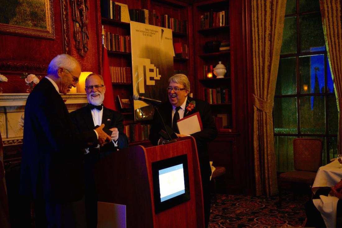 FOSI's 50th Stratton Prize Evening...