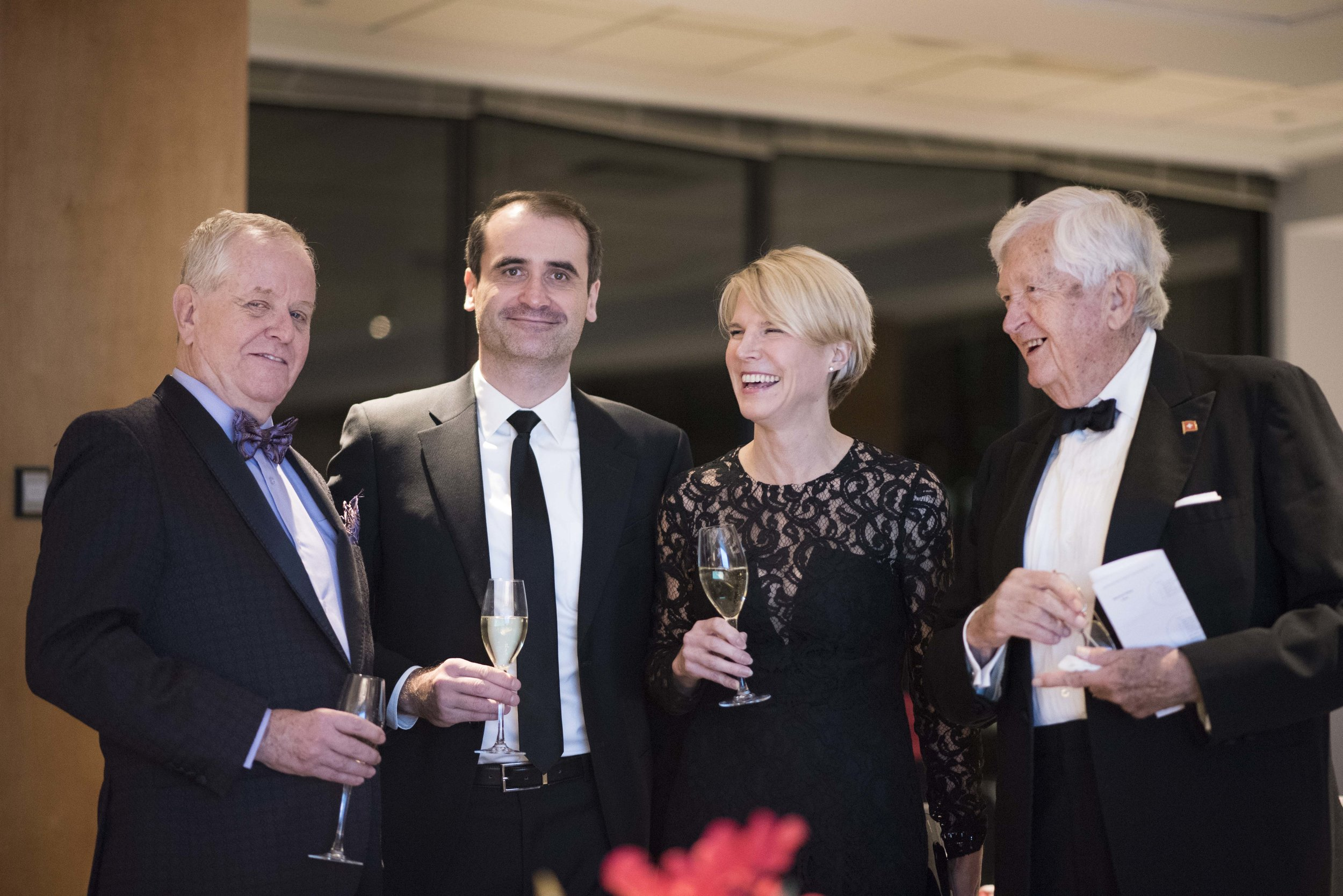 FOSI's 51st Stratton Prize Evening...