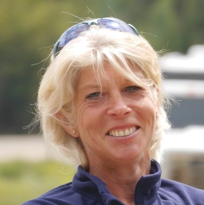 Mimi Anderson is a multiple world record holder for ultra distance races