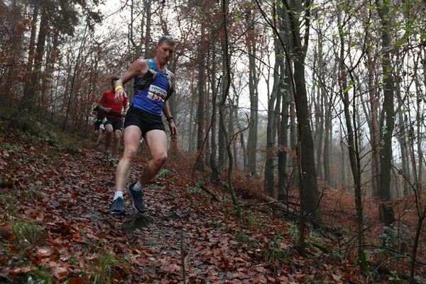 The Wendover Woods 50 mile course has some steep ascents and descents, but is incredibly beautiful.