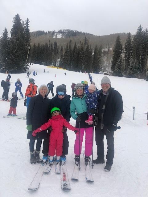 A Family Photo at the Bottom of the Mountain in Vail, Colorado (for JamesRunsFar.com).jpg