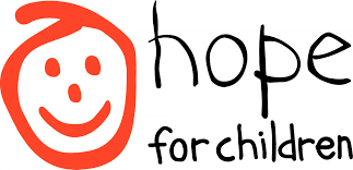 Change a child's life by   donating to Hope for Children  . And get entered into the prize draw to win a 55 inch UHD TV! (UK only)
