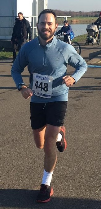 "Max Donaldson - Sub 4 Hour Marathoner     ""I signed up for the Brighton Marathon last October and came to James to help me get over the finishing line in April.    With little fitness and no prior running experience James was excellent with my planning, preparation and nutrition.    I would strongly recommend him to anyone looking to achieve their goals for any endurance events."""