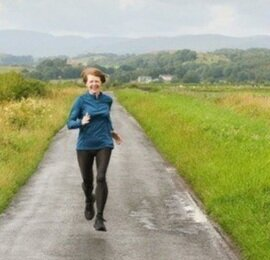 Read an interview with a world-record holder   - The Running Granny