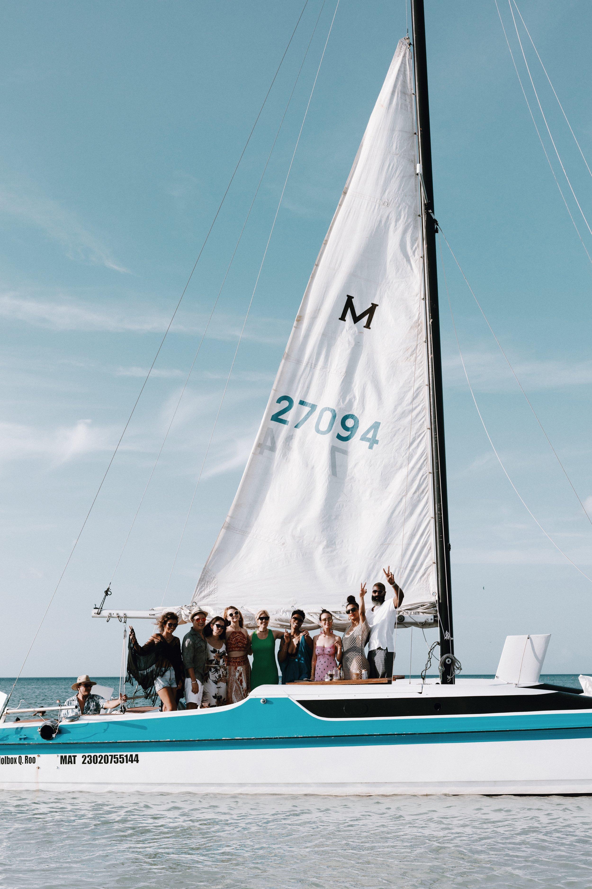 Isla Holbox Catamaran 2.JPG