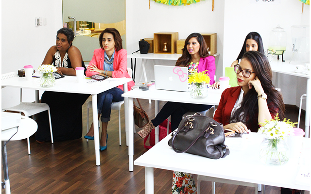 The Key To Blog 1.0 Meet the creative workshop 'The Key To Blog', a workshop that teaches you everything you need to know in order to start a blog.