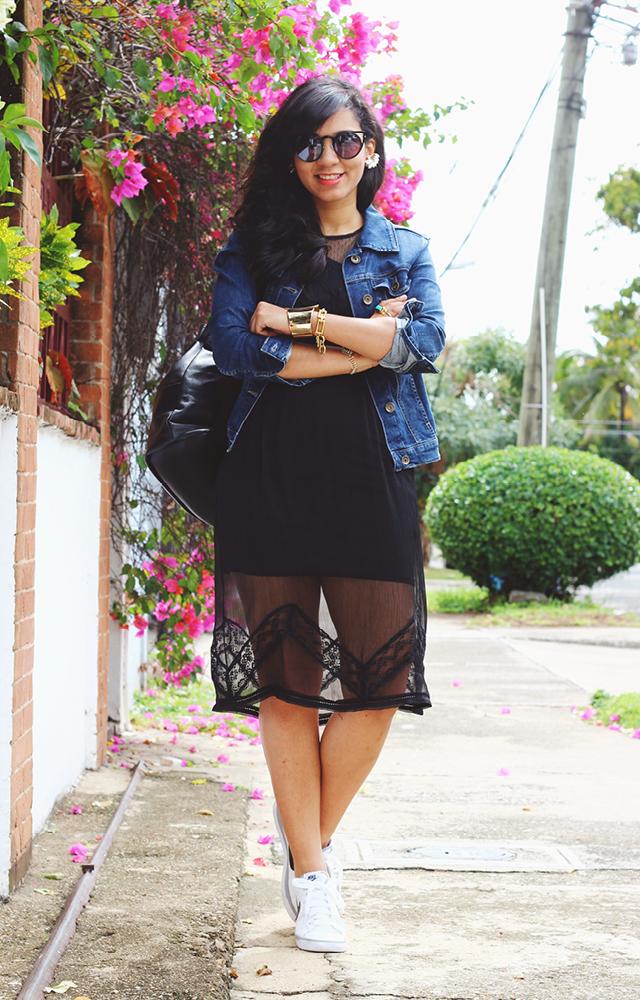 3 Piezas Claves Para Convertir Un Vestido Formal En Casual // Crea diferentes looks sin invertir un centavo. Aprende cómo puedes convertir un vestido formal en casual logrando una apariencia más casual y moderna.
