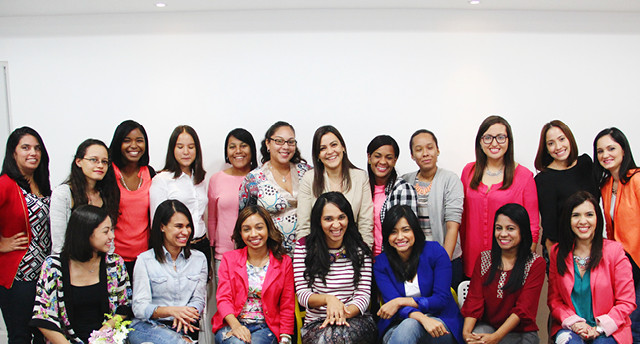 "Taller Para Blogger: 'The Key to Blog' 3ra Edición // Tercera edición del taller para bloggers ""The Key To Blog"". Estas mujeres participaron para aprender las herramients básicas para lograr un blog exitoso."