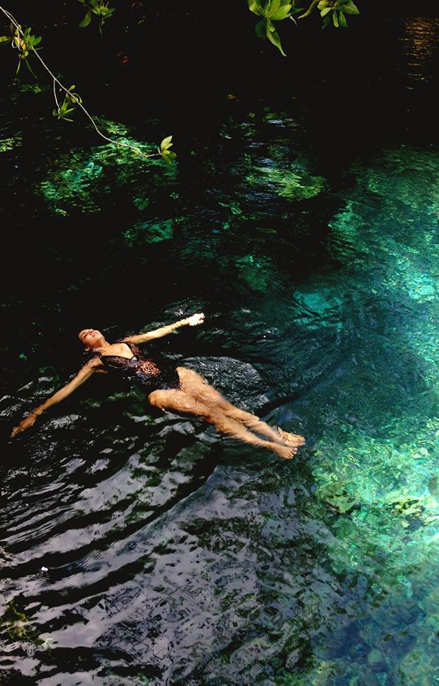 """Viajando Al Parque 'Ojos Indígenas', Punta Cana // Este es uno de los lugares más increíbles en República Dominicana, una vez que veas """"Ojos Indígenas Punta Cana"""" te vas a querer quedar aquí para siempre."""