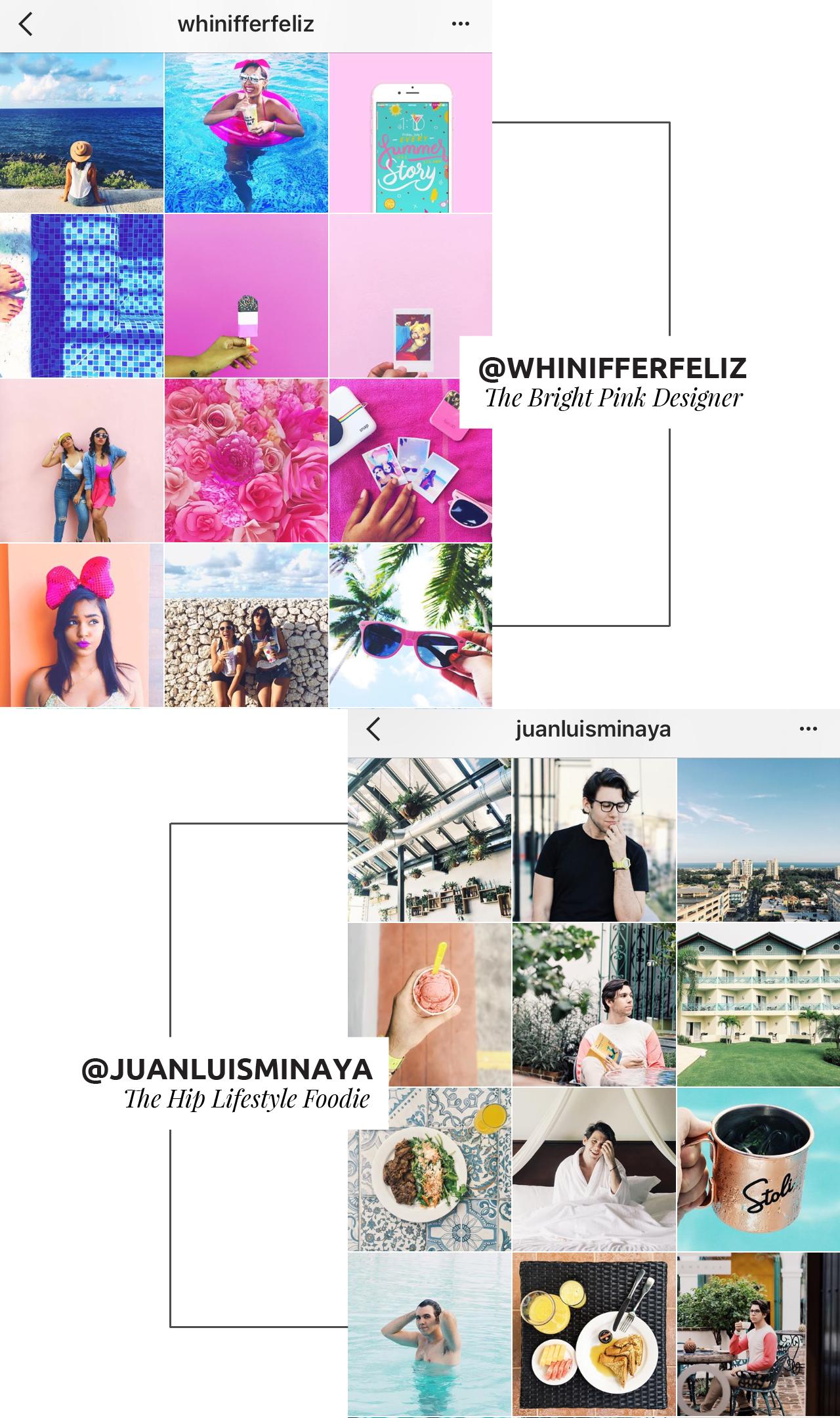 4 CUENTAS DOMINICANAS EN INSTAGRAM QUE DEBES SEGUIR #5 Me encanta la gente que nos inspira a ser mas creativo. ¡Estas son 4 cuentas dominicanas en Instagram que debes seguir!