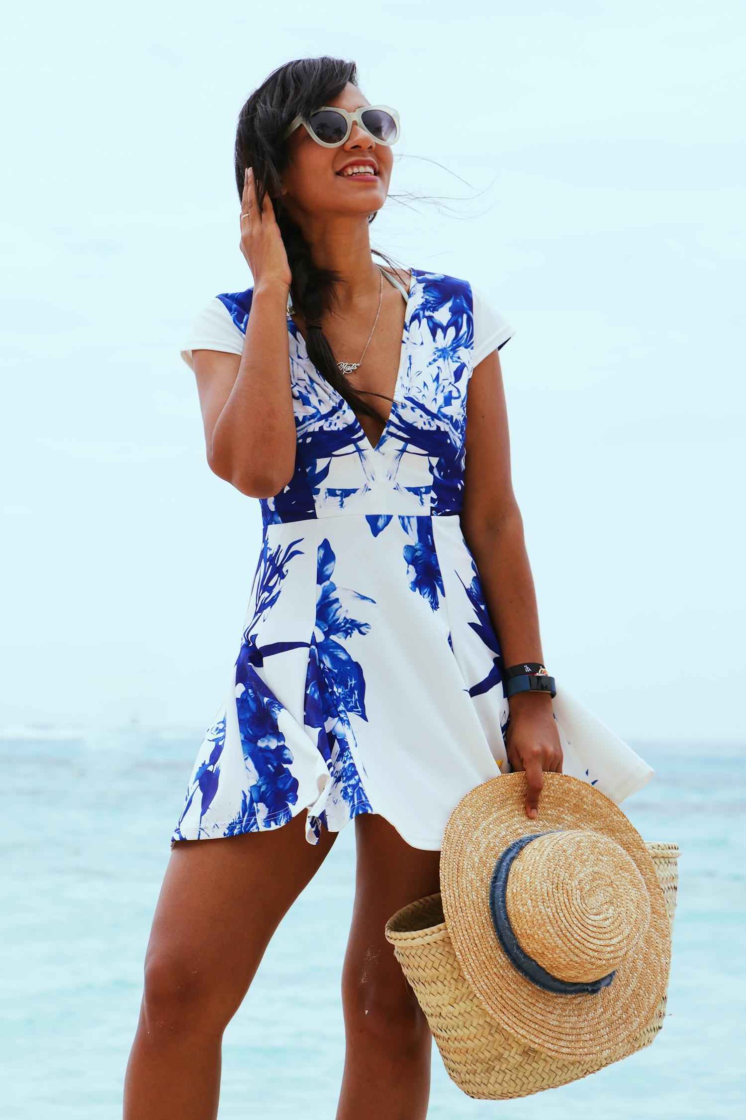 El verano está al doblar de la esquina, por lo que te muestro opciones para sobrevivir las altas temperaturas con vestidos ligeros estampados.