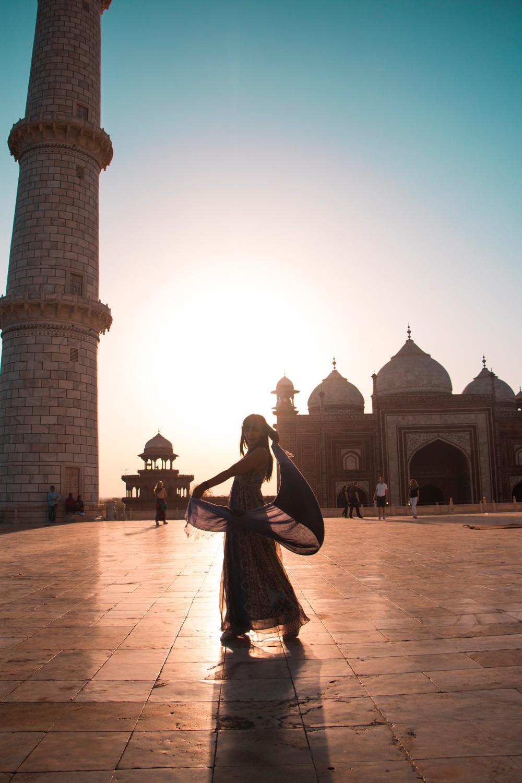 ¿Interesado en viajar a la India? Aquí la guía completa que necesitas saber: vuelos, vestimienta, lugares turísticos, costo, transporte y mucho más.viaje-india-travel-guia-7-taj-mahal